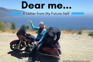 thumbnail image for blog post: Dear Me... A Letter From My Future Self