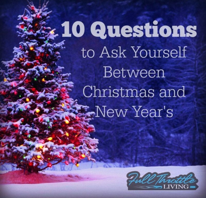 Christmas Questions To Ask.10 Questions To Ask Between Christmas And New Year S Full