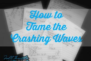 thumbnail image for blog post: How to Tame the Crashing Waves