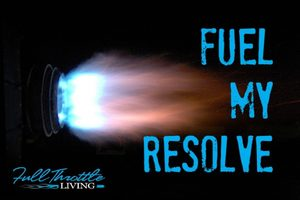 thumbnail image for blog post: Annual Theme: Fuel My Resolve