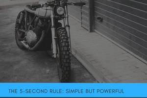 thumbnail image for blog post: The 5-Second Rule: Simple But Powerful