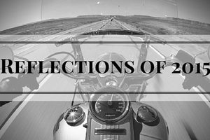 thumbnail image for blog post: Checking My Mirrors – Reflections of 2015